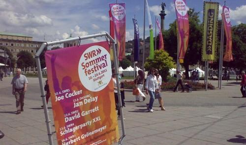 Sommerfestival des SWR 2011