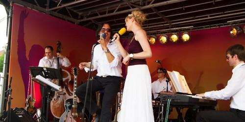 Mit Tatjana Gessler, Sommerfestival SWR